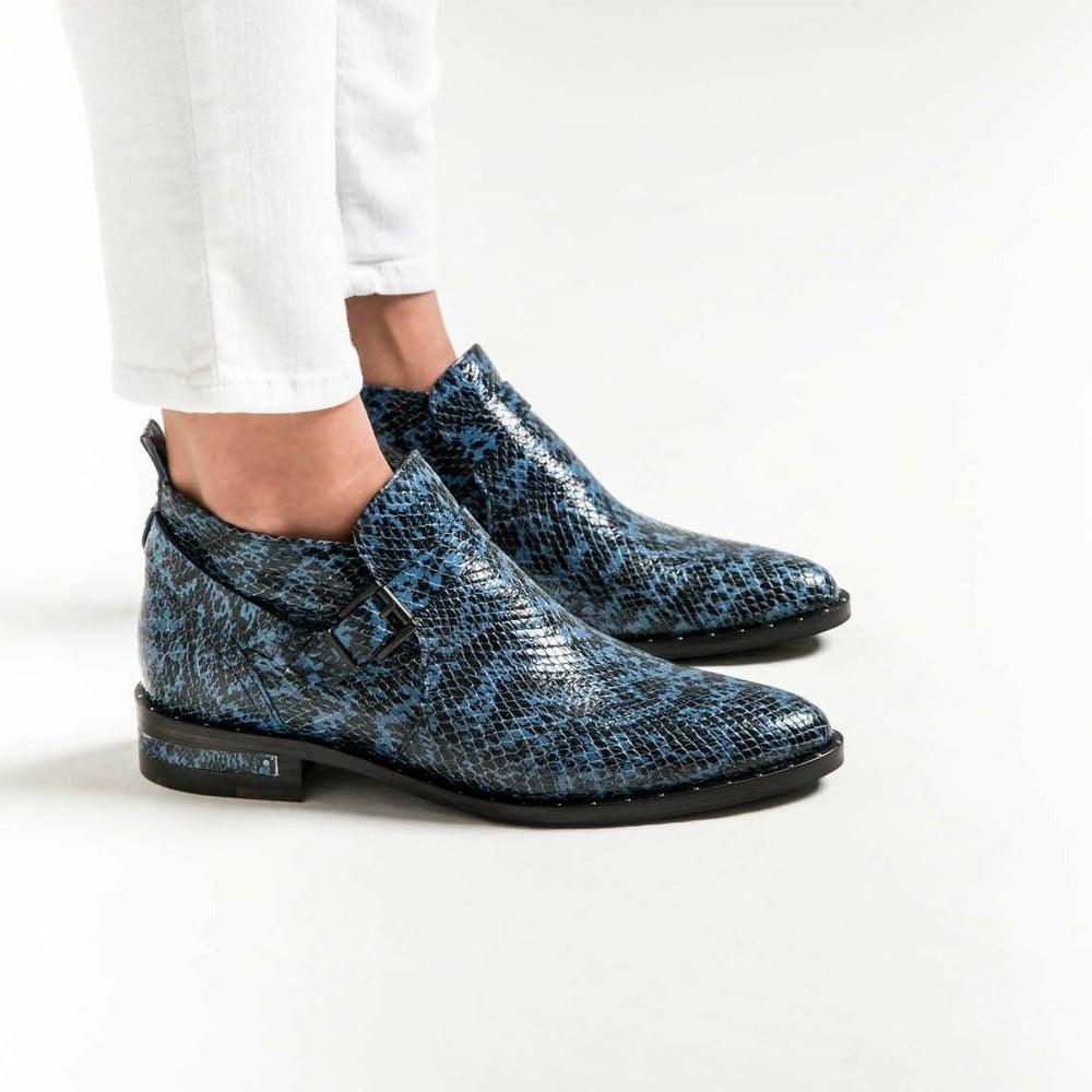 Freda Salvador Violet Ankle Boots