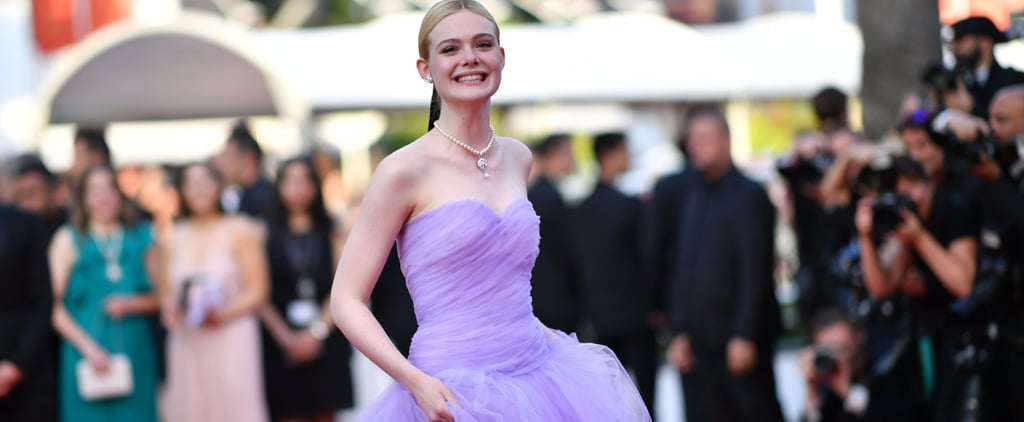 Disney Dresses at Cannes 2017