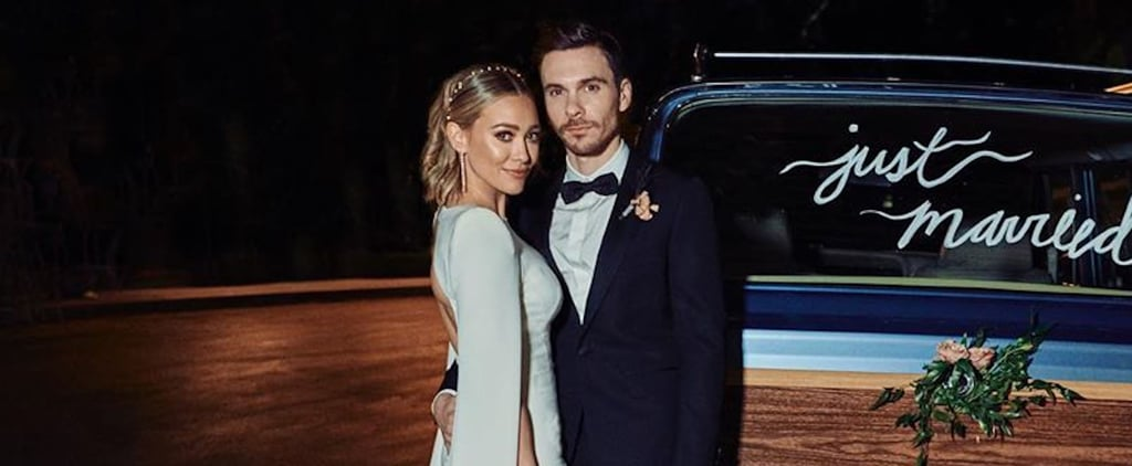 Hilary Duff and Matthew Koma's Wedding Pictures