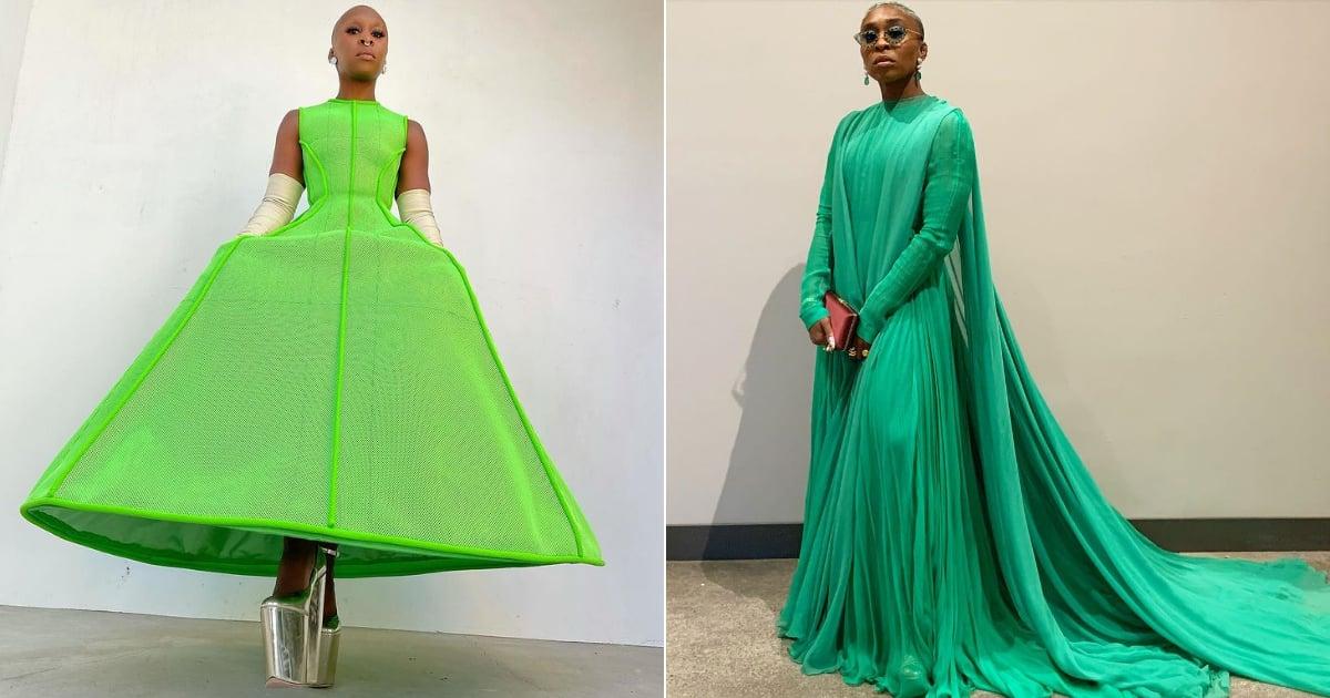 How Cynthia Erivo and Her Stylist Jason Bolden Keep Making Red Carpet Magic Happen