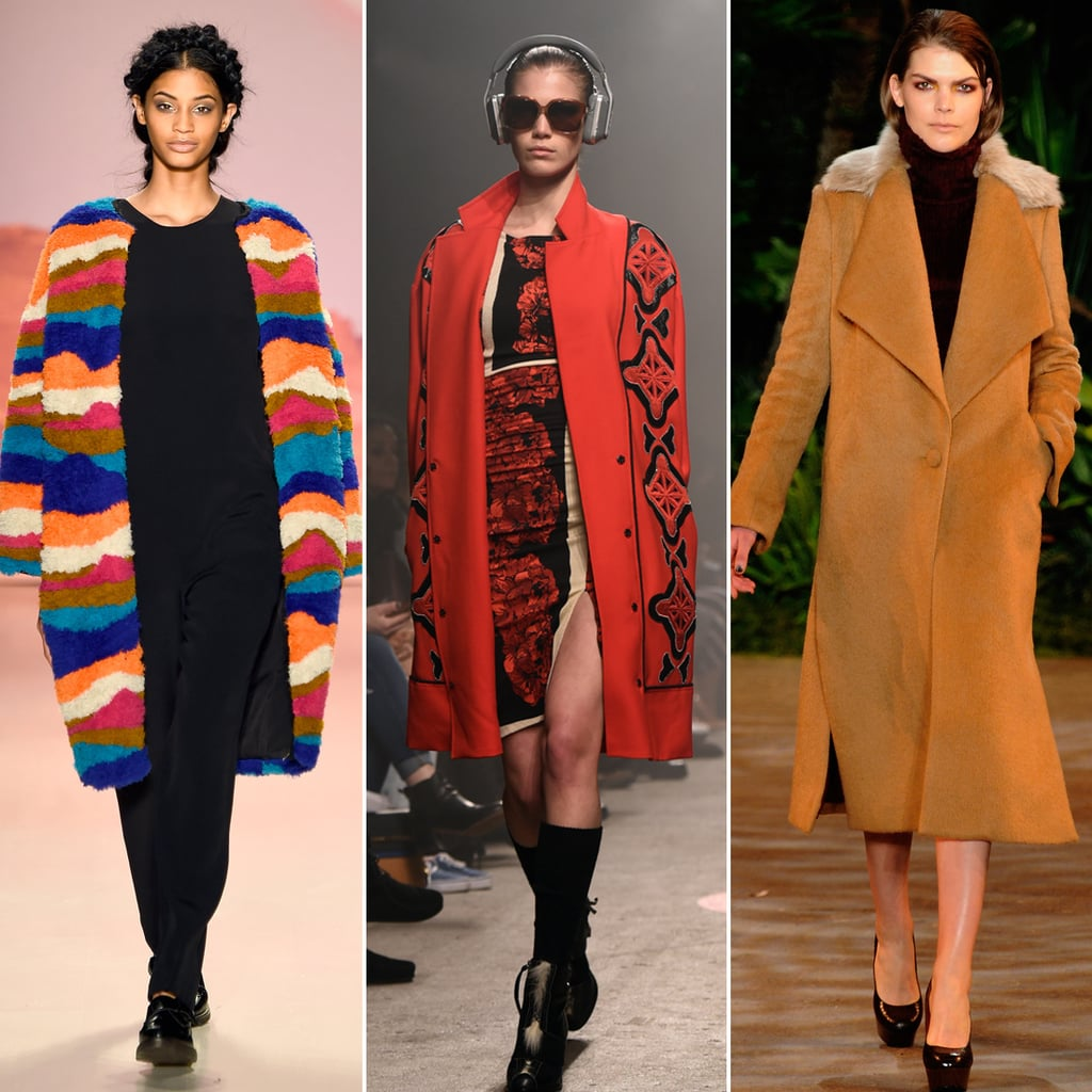 We Can't Wait to Bundle Up in These Beautiful Autumn Coats