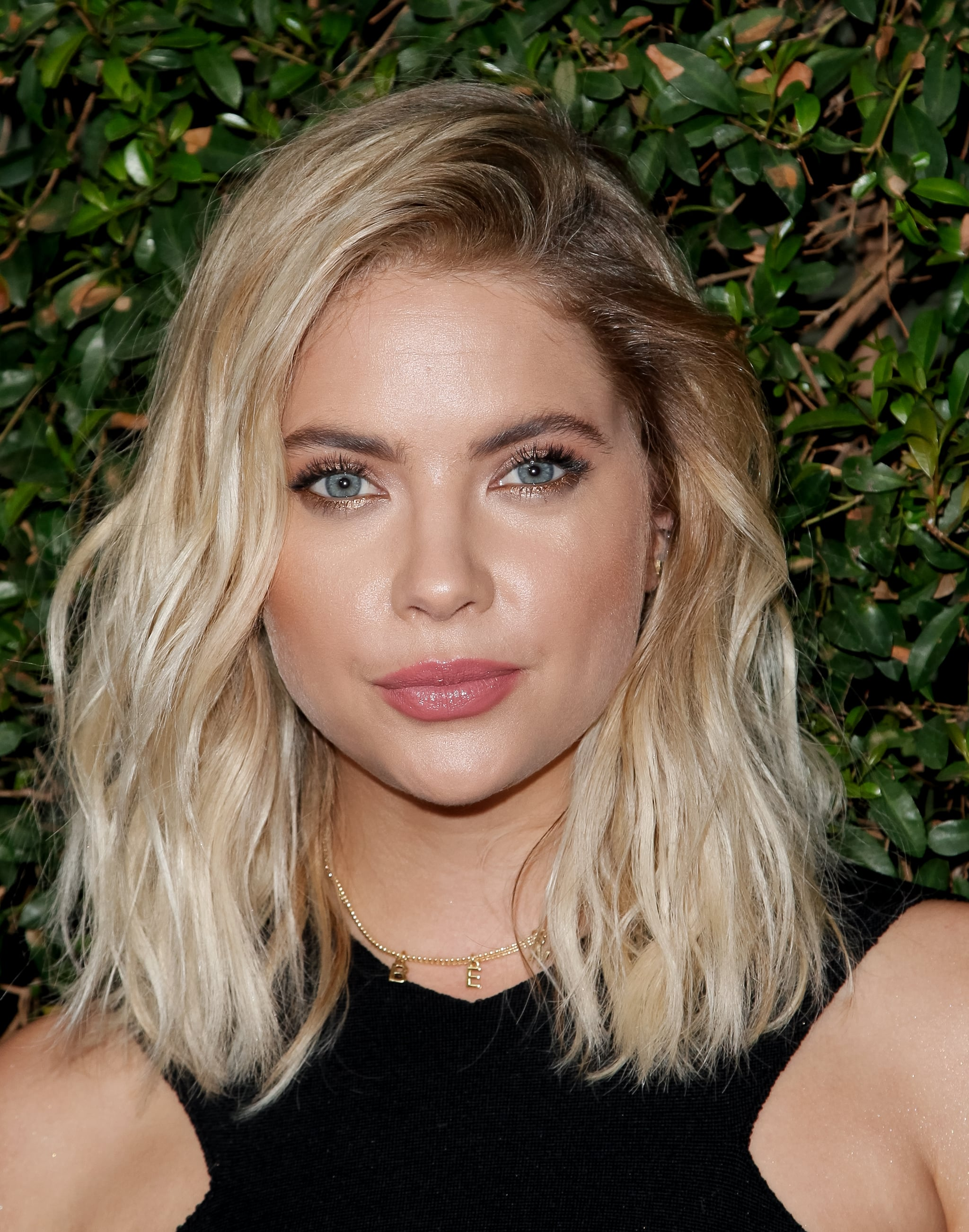 HOLLYWOOD, CA - OCTOBER 29:  Ashley Benson attends the celebration for 'Pretty Little Liars' final season at Siren Studios on October 29, 2016 in Hollywood, California.  (Photo by Tibrina Hobson/Getty Images)