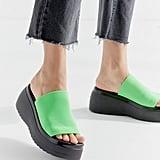 Steve Madden UO Exclusive Slinky Platform Sandal