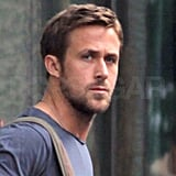Ryan Gosling sported some scruff in Thailand.