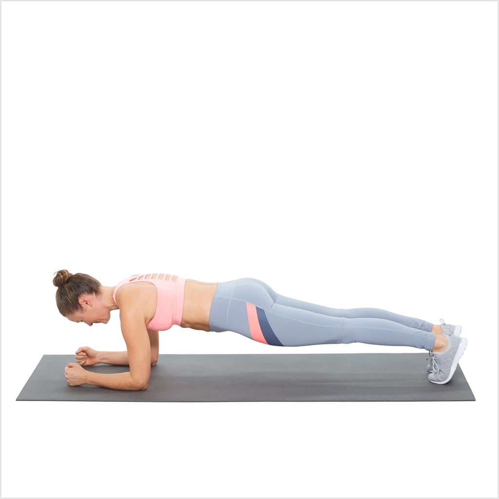 Core Work: Elbow Plank