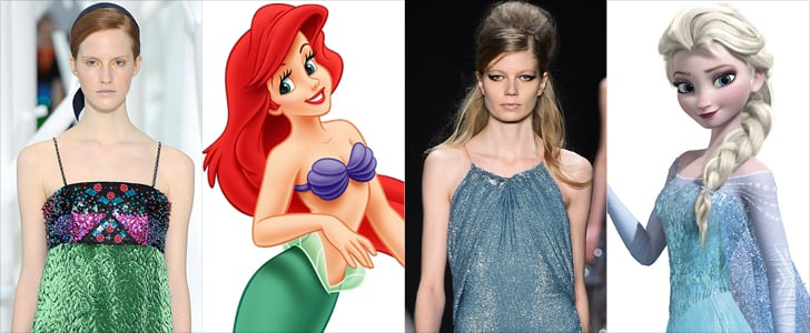 Dresses That Look Like Disney Princess Gowns Fall 2015