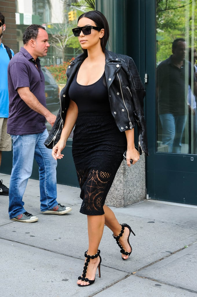 14 Fashion Lessons We Never Expected to Learn From Kim Kardashian