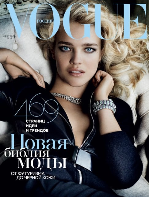 Vogue Russia September 2012