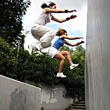 Off-the-Beaten Path: Parkour Generations
