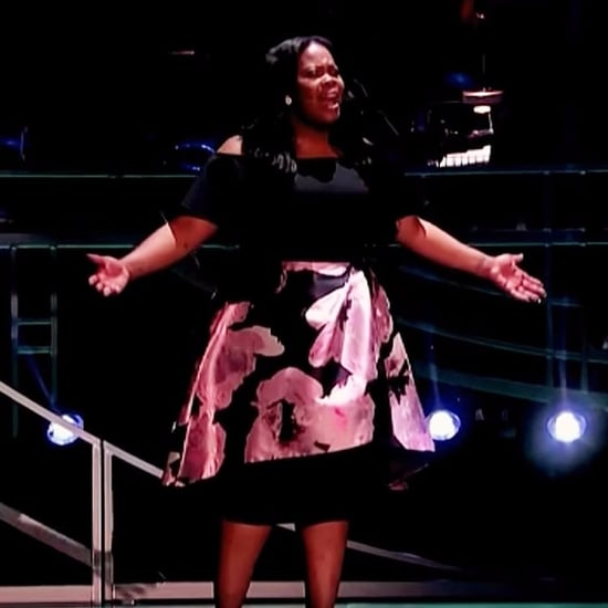 "Amber Riley Sings ""And I Am Telling You"" Olivier Awards 2017"
