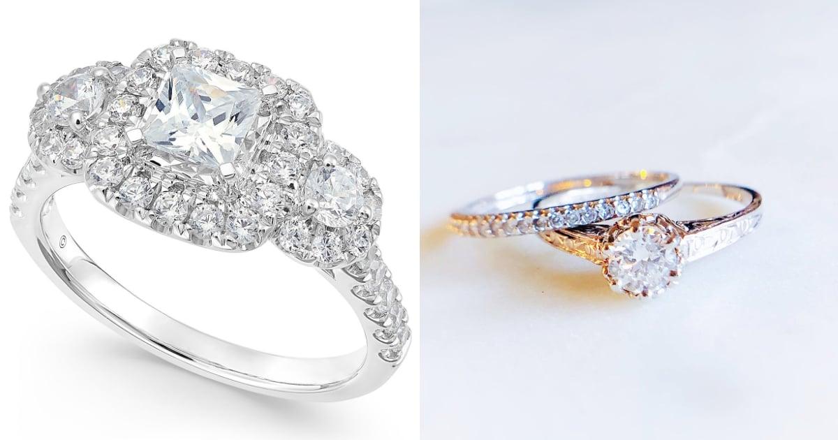 Affordable Engagement Rings   POPSUGAR Fashion