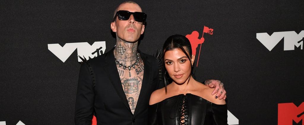 Kourtney Kardashian and Travis Barker Are Engaged
