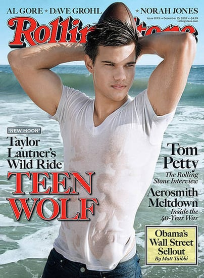 Taylor Lautner does Rolling Stone-december 09