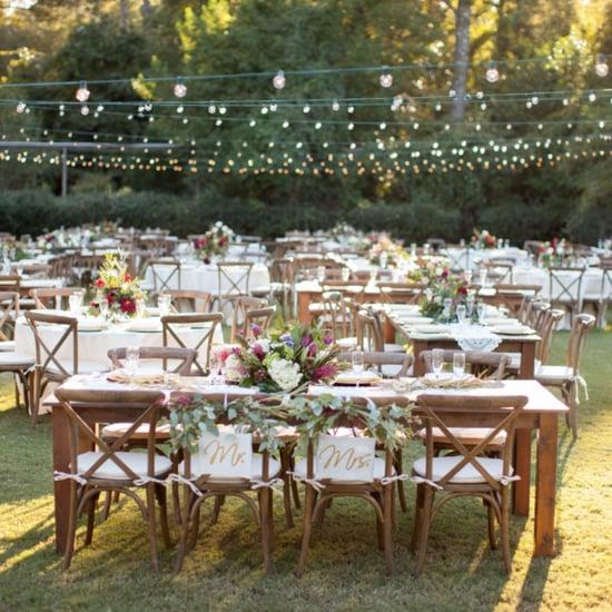 Tips For Throwing a Backyard Wedding