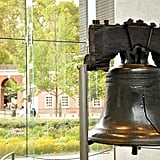 Listen to the story of the Liberty Bell.