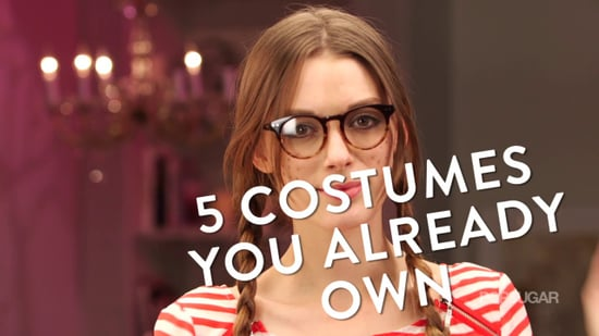 5 halloween costumes you already own promise popsugar fashion uk - Halloween Costumes You Already Own