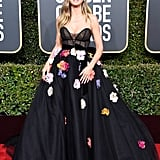 Heidi Klum at the 2019 Golden Globes