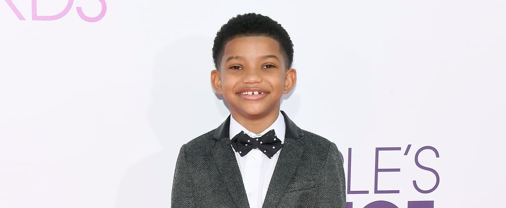 OK, How Freakin' Cute Is Young Randall From This Is Us?