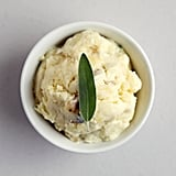 Mashed Potatoes With Brown Butter, Goat Cheese, and Sage