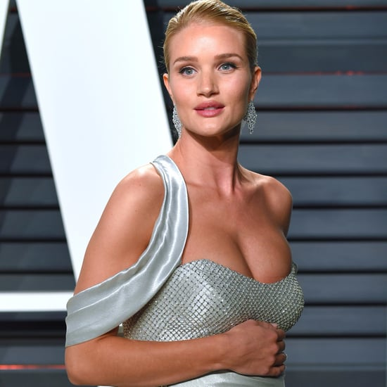 Rosie Huntington-Whiteley Pregnancy Style