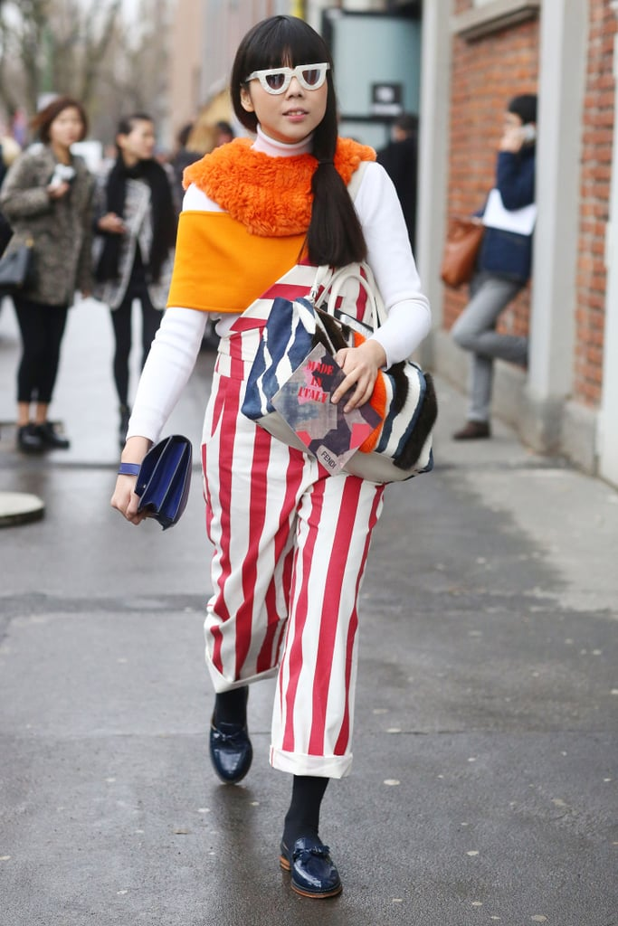 MFW Street Style Day Two