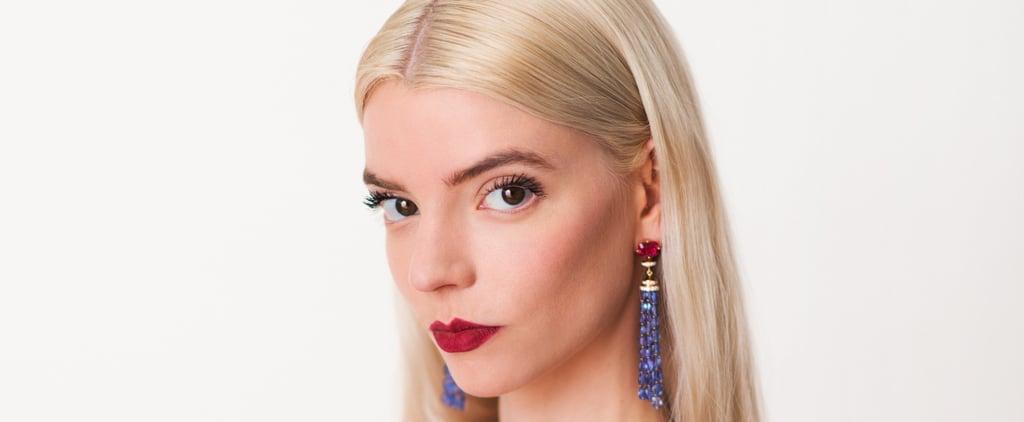 Anya Taylor-Joy's 2021 Critics' Choice Awards Makeup