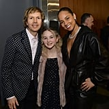 Pictured: Beck, Tuesday Hansen, and Alicia Keys