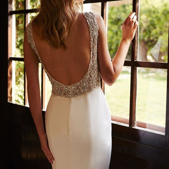 Wedding Dresses With Back Details