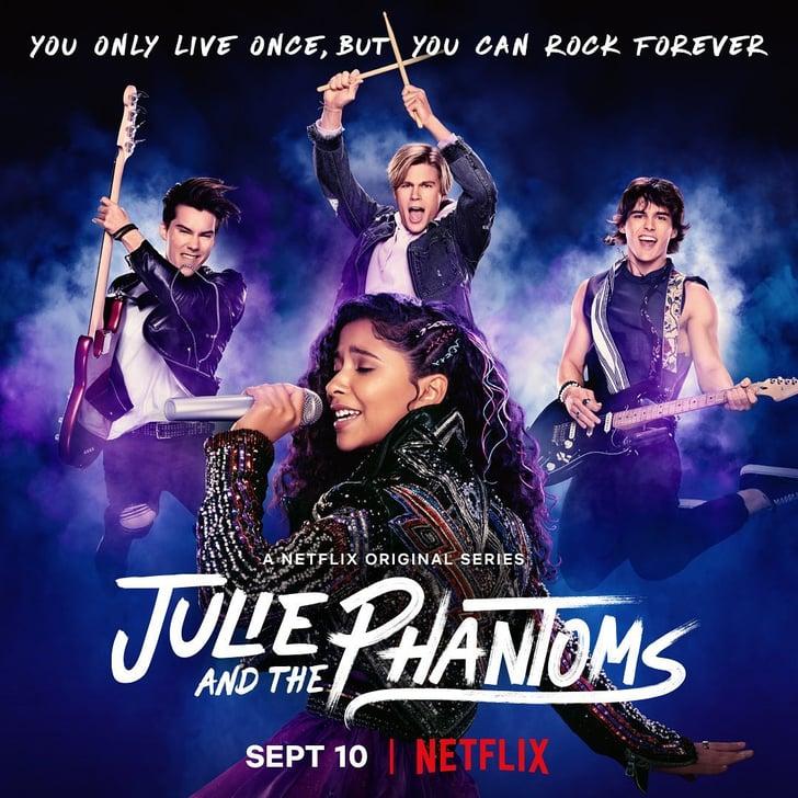 Listen to Netflix's Julie and the Phantoms Soundtrack | POPSUGAR  Entertainment