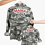 Ingrid & Isabel Mama Camo Jacket