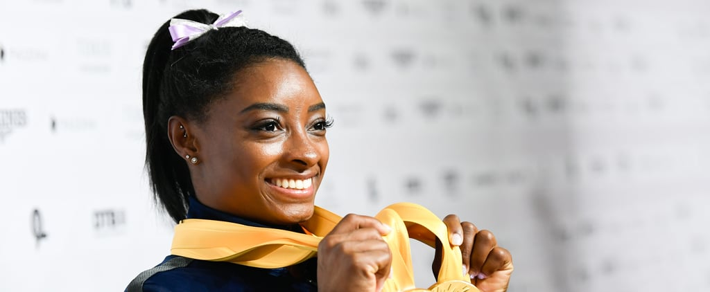 Simone Biles Talks Mental Health and Precompetition Routine