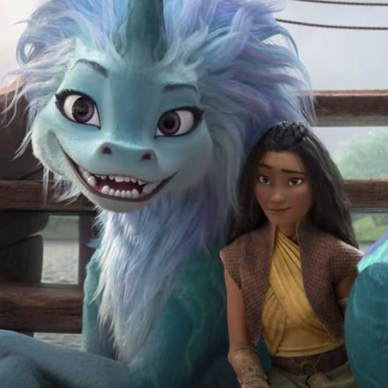 Disney's Raya and the Last Dragon Exclusive Scene Clip