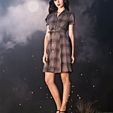 MacKenzie Tartan Shirt Dress ($55-$65)