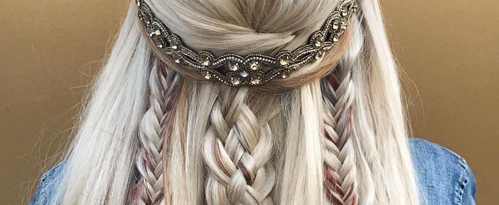 23 Hairstyles That Are Perfect For Bohemian Brides