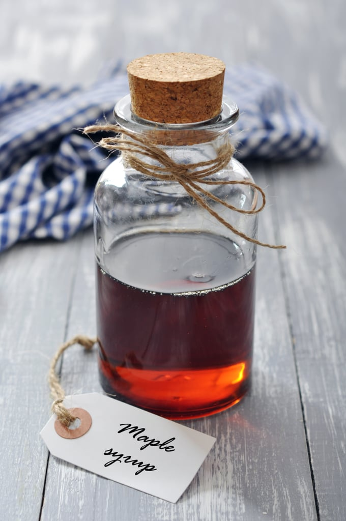 Remove Maple Syrup Stains