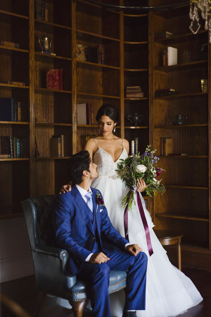 We Love How This Hamilton Wedding Was Inspired by Alexander and Eliza's Love