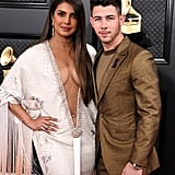Priyanka Chopra at the 2020 Grammys