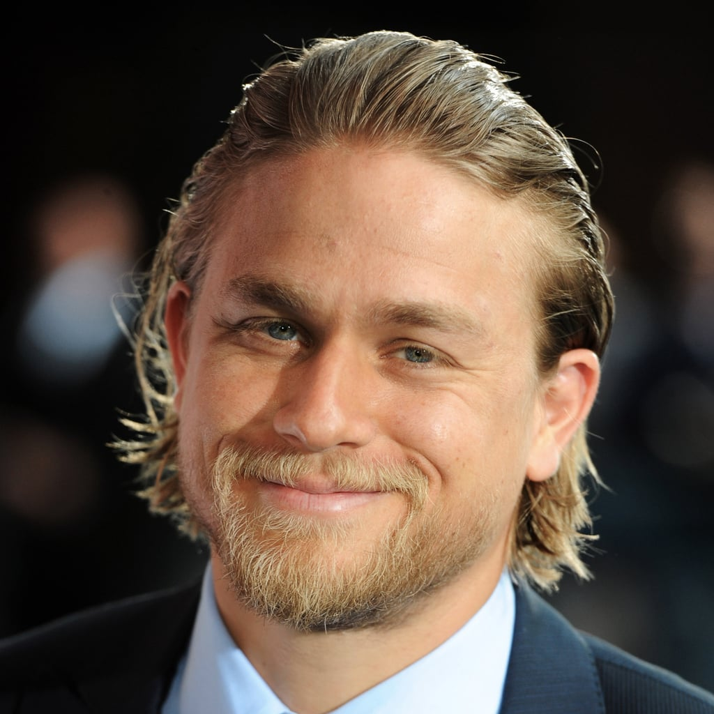 16 Sexy Charlie Hunnam Smirks That Might Seriously Make You Fall in Love