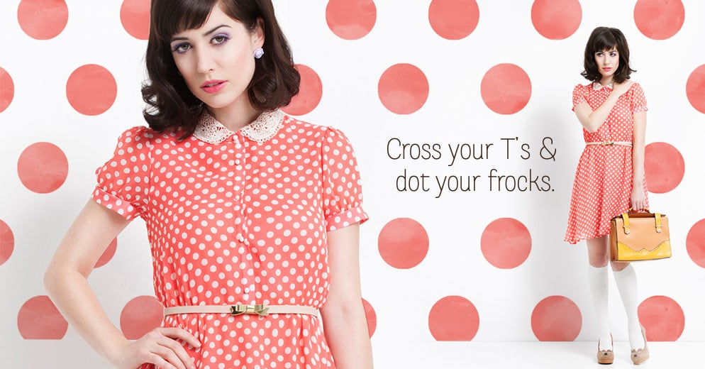 ModCloth Just Totally Changed the Fashion Game