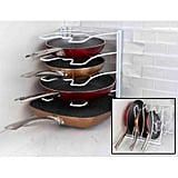 Home Basics Pan Organiser Rack