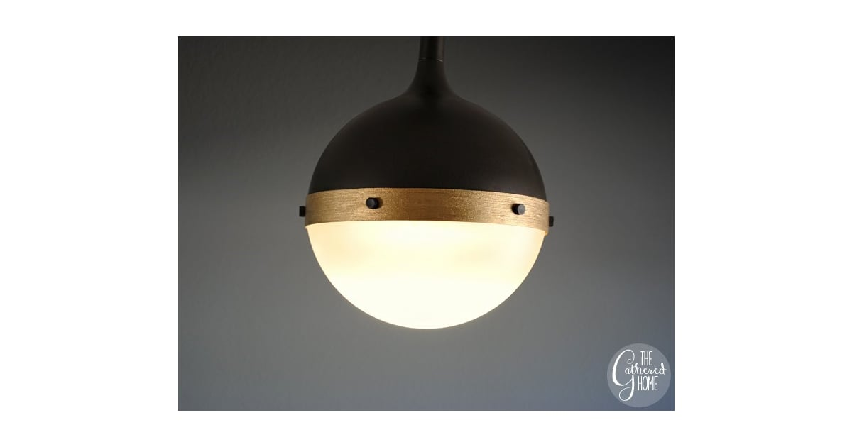 Ikea Lighting Hack Diy Ikea Pendant Light Hack This Designer Lighting Ikea Hack Looks Shockingly Legit Popsugar Home Photo 14 Popsugar Ikea Pendant Light Hack This Designer Lighting Ikea Hack Looks