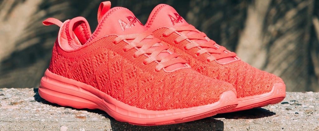 10 Cute Sneakers in Summer's Hottest Color, Coral