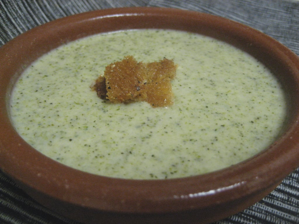 Soup's On: Broccoli Cheese Soup