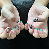 Nail Art Trend in Thailand: French Manicure