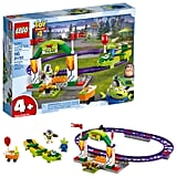 Lego Disney Pixar's Toy Story 4 Carnival Thrill Coaster Set