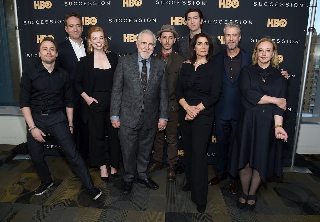Succession Season 3 New and Returning Cast