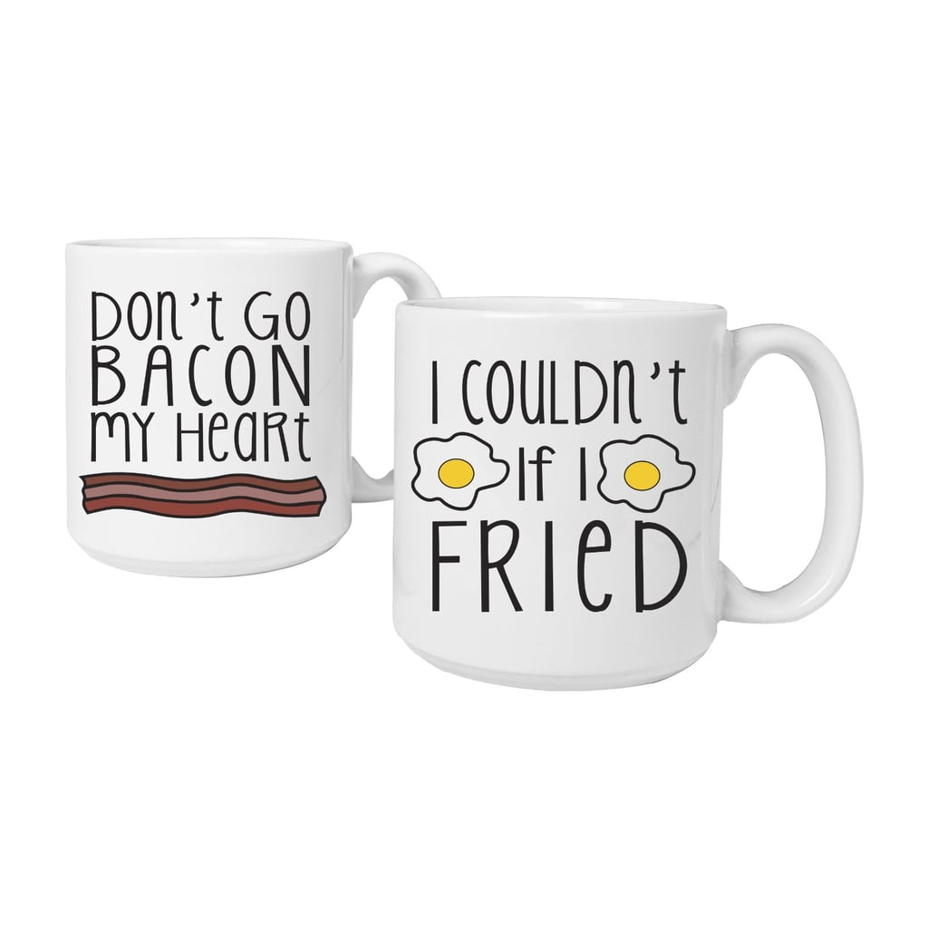 Bacon and Eggs Coffee Mugs
