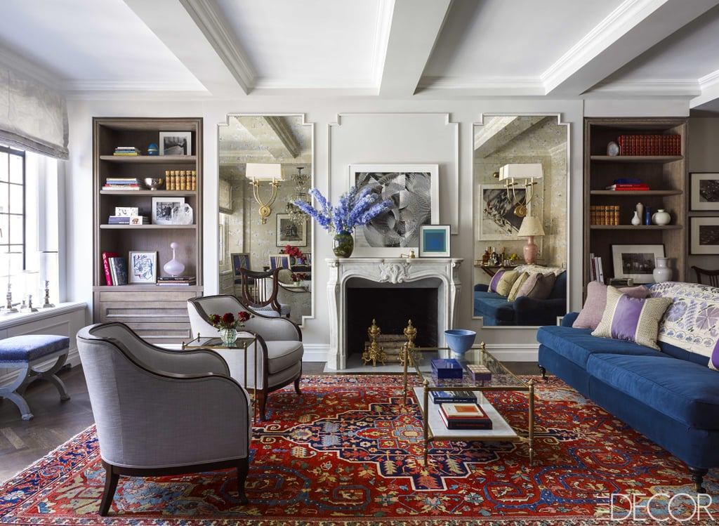 Emmy rossum 39 s nyc apartment popsugar home australia for Elle decoration france