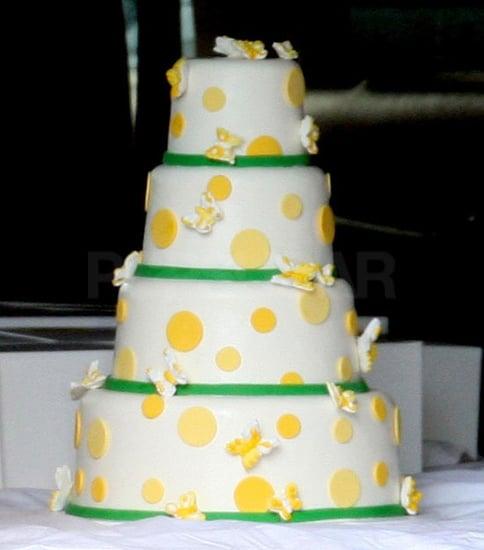 Suri Cruise's Birthday Cake