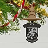 Sorting Hat Personalized Gryffindor Ornament